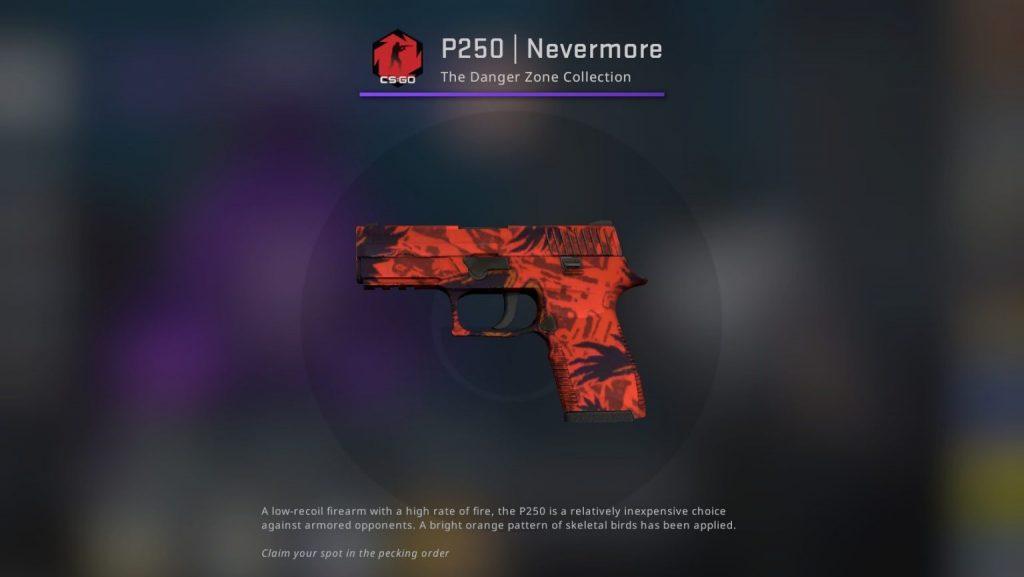 P250 Nevermore
